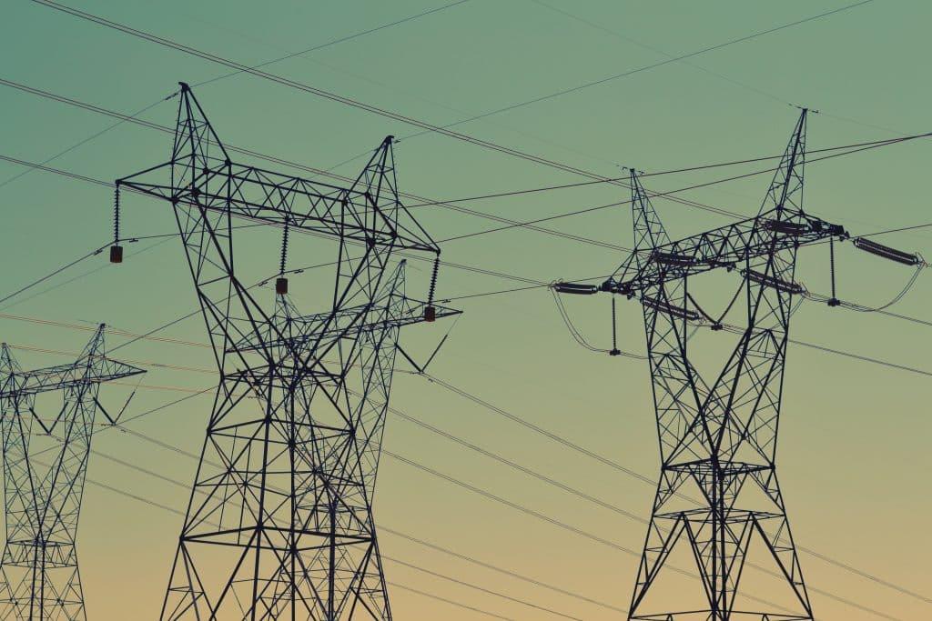 Réseau consommation électricité