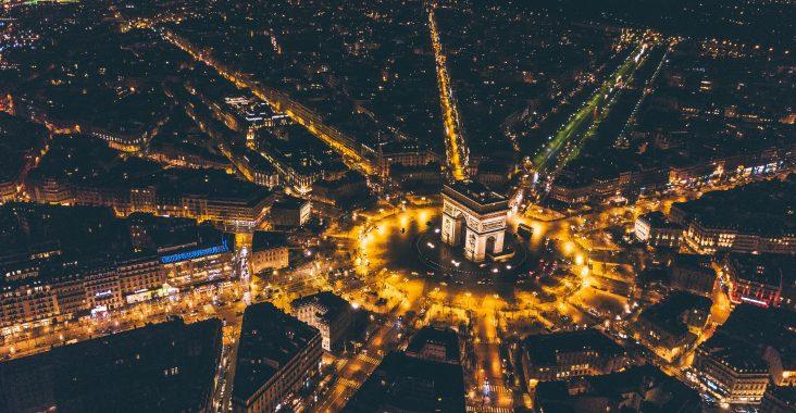 Paris collectivité verte