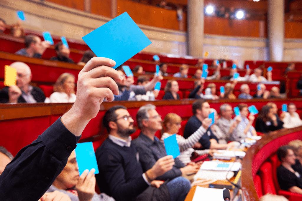 Convention Citoyenne pour le Climat vote citoyen