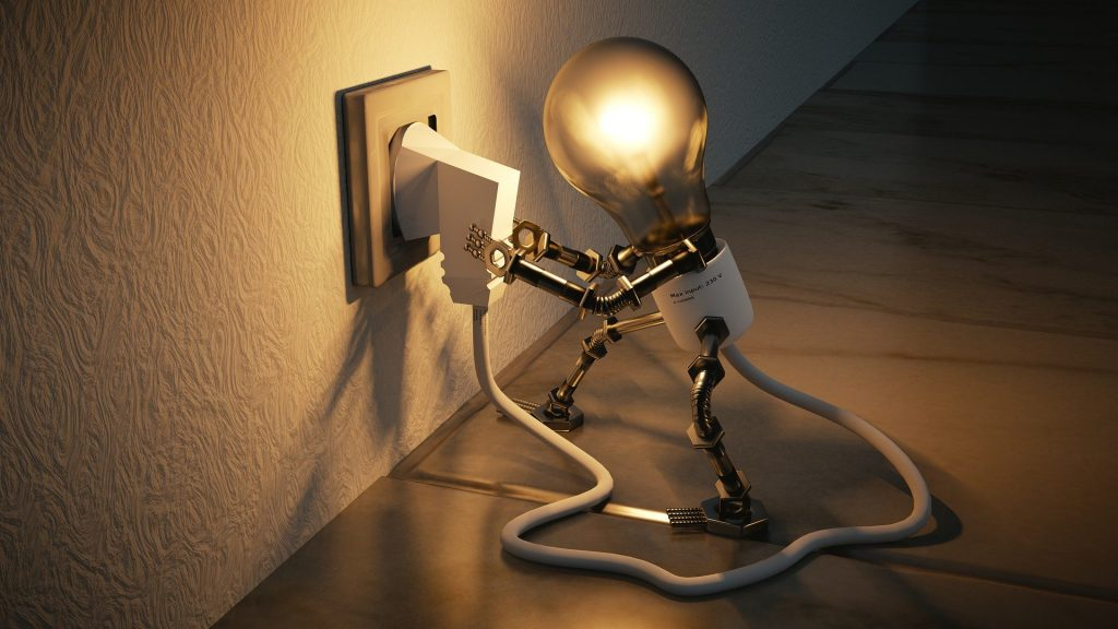 Ampoule qui se débranche