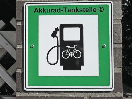 Borne pour vélo - Allemagne