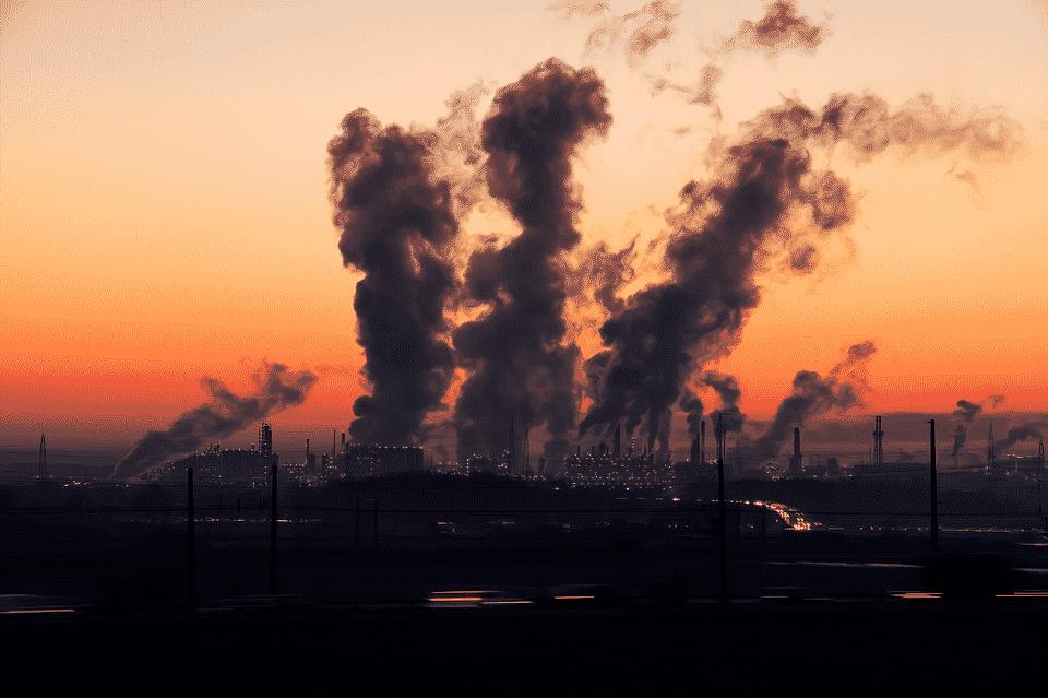 Centrale polluante