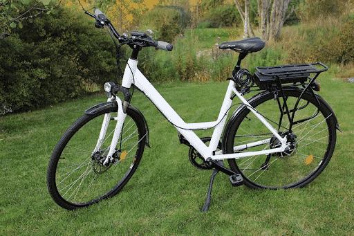 Vélo électrique rechargeable