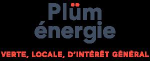 logo plum energie verte locale