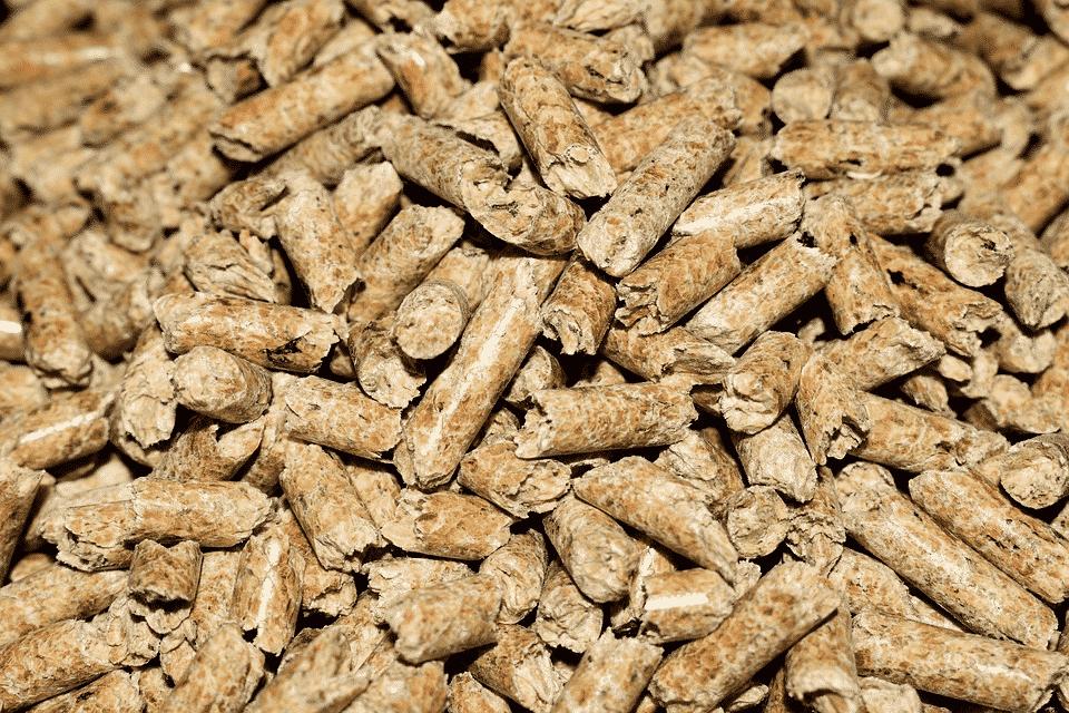 Chauffage écologique - granulés