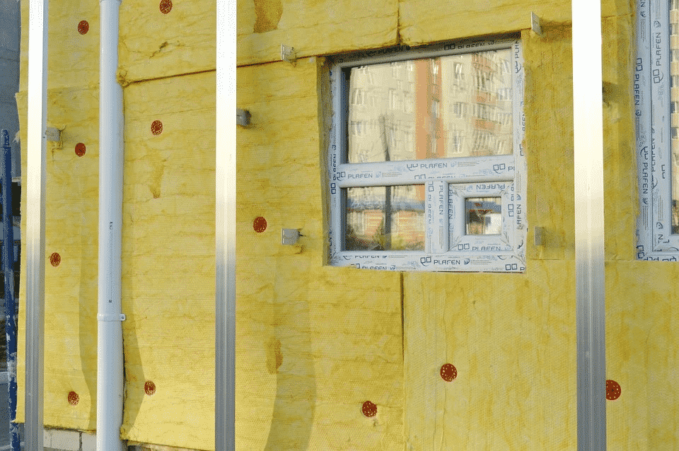 isolation façade - rénovation énergétique