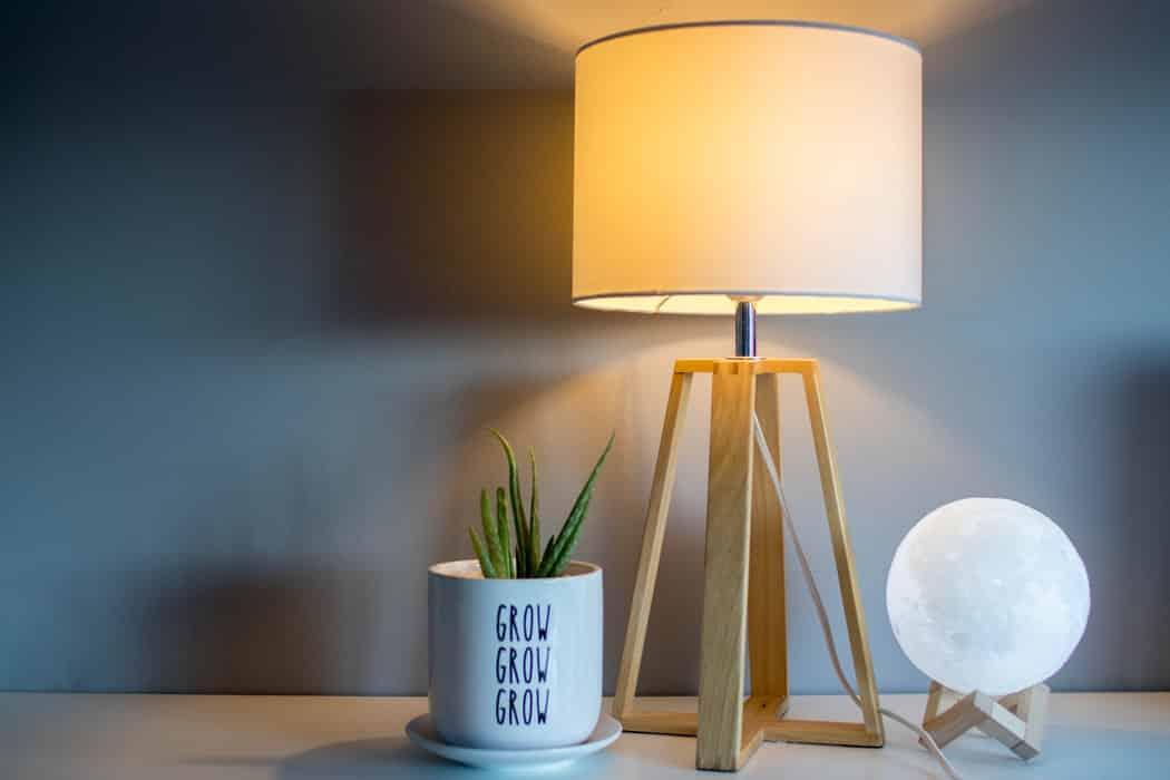 consommation moyenne d'électricité d'une maison lampe
