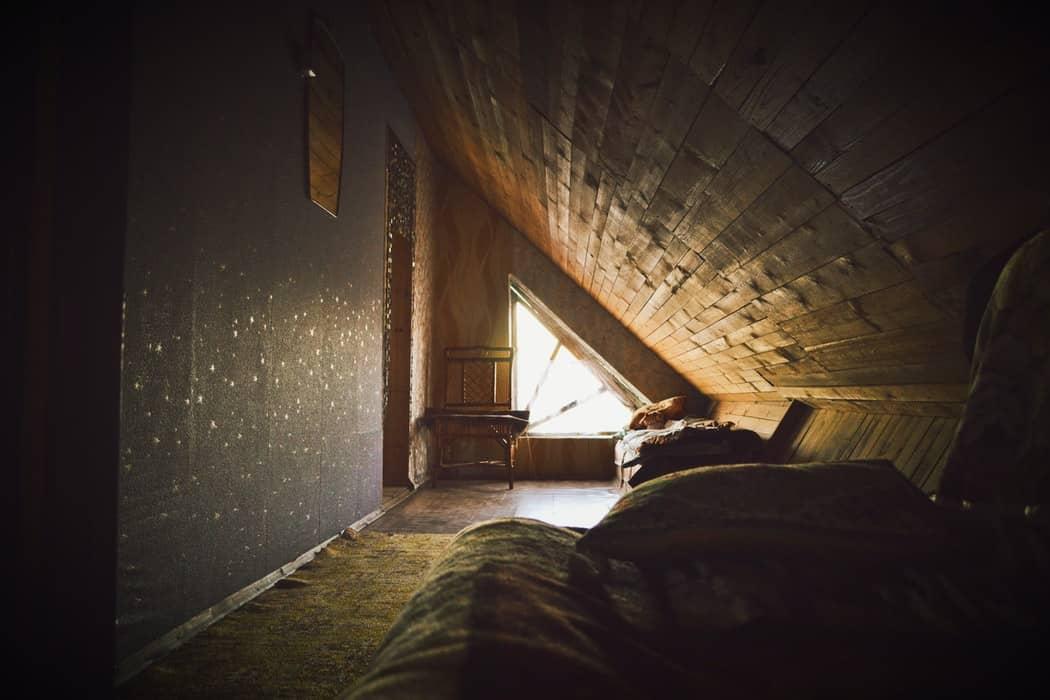 chambre sous les combles