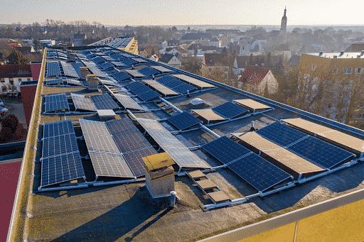 Autoconsommation panneaux solaires