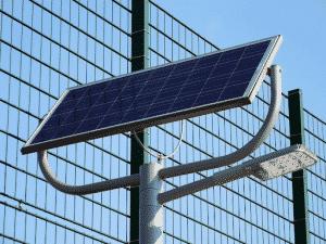 Panneau photovoltaique individuel
