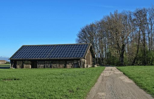 Autoconsommation solaire ferme France