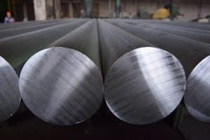 barres aluminium