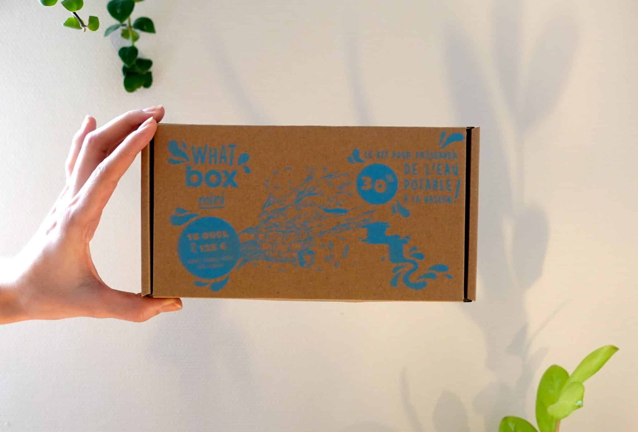 WhatBox concours