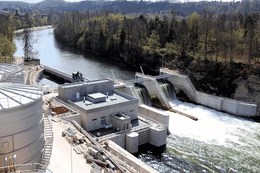 Hydroéléctricité en France
