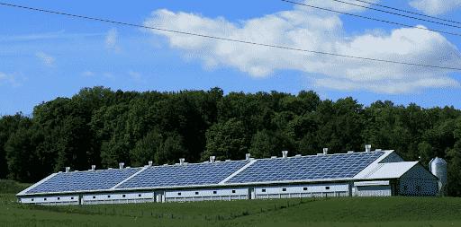 Production d'énergie locale