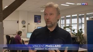 Vincent Maillard - Plum energie TF1