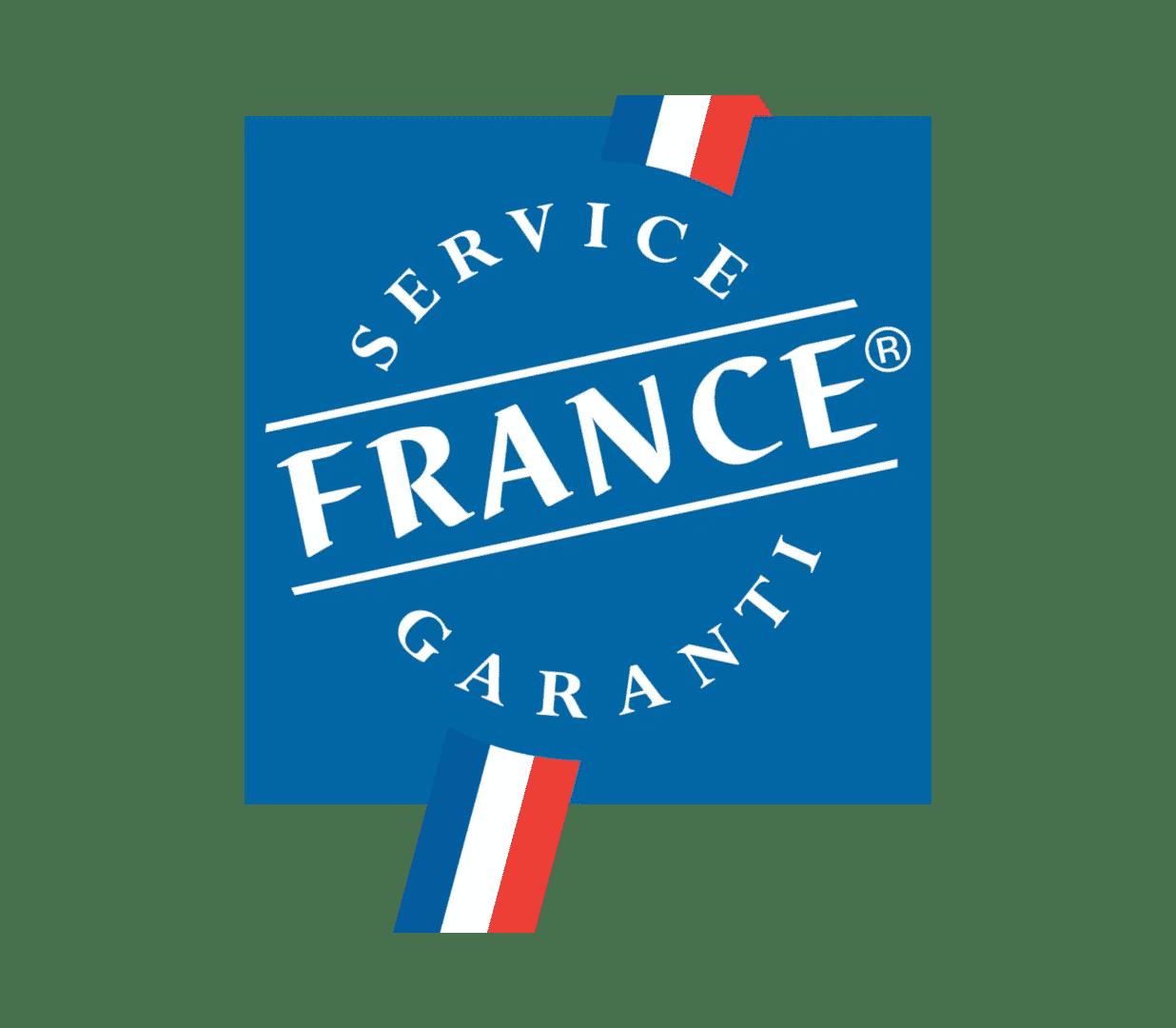 service france garanti label
